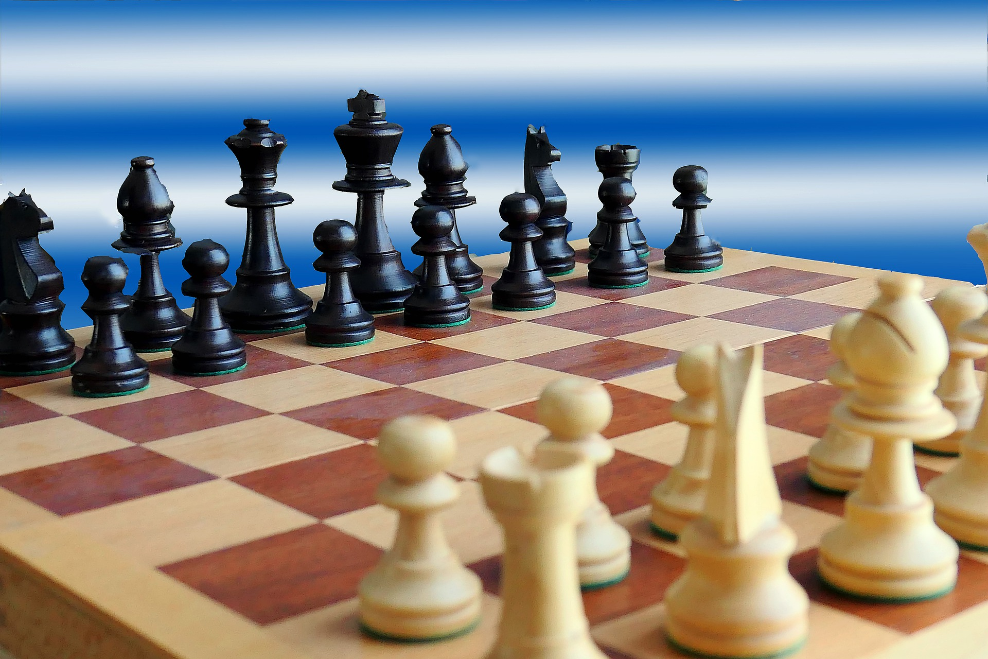 Learn The Three Basic Steps To Win At Chess
